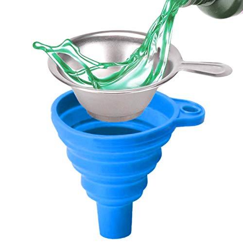 Ba30DEllylelly 3D Lichthärtende Verbrauchsmaterialien Filtertrichter Metall-UV-Harzfilterbecher Einwegtrichter 3D-Druckerzubehör