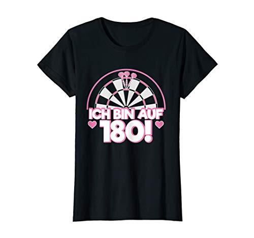 Damen Darts Shop Nr.1   Lustiges Dart Geschenk für Damen   Frauen T-Shirt
