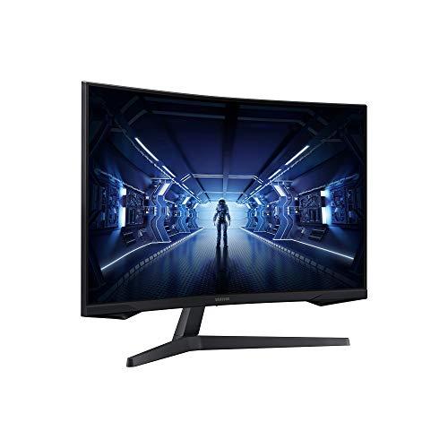 Samsung Odyssey C32G53T 32 Zoll 1000R Curved Gaming Monitor mit 2560x1440p Auflösung, 144hz Bildwiederholrate, 1ms Reaktionszeit - 5