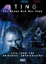 The Brand New Day Tour/live From The Universal Amphitheatre - Sting (DVD) (2007)