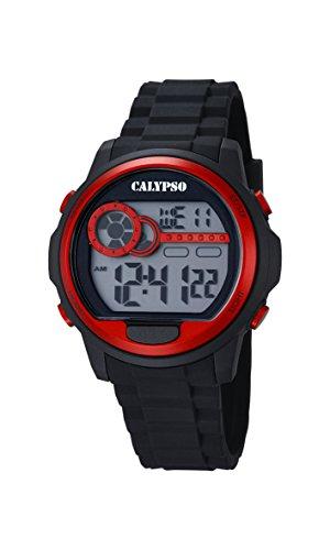 CALYPSO Reloj Digital para Unisex de Cuarzo con Correa en Caucho K5667/2