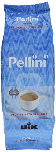 Pellini Caffè Decaffeinato, Bohne, 1er Pack (1 x 500 g)