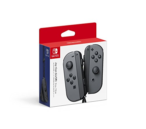 Nintendo Switch Joy-Con L/R- Gray