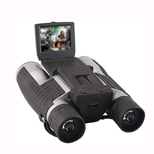 WNN-URG HD-Ferngläser Kamera, Videorekorder - Faltbare Super-Weitwinkel Entwurf, mit 2