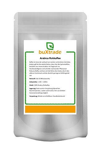 Arabica Rohkaffee | Grüner Kaffee | roh | Spitzenkaffee | Kaffeebohnen | VERSCHIEDENE GRÖßEN