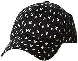 [ジェイダ] ザッカ PLAYBOY rose pattern CAP レディース ブラック 日本 F (FREE サイズ)
