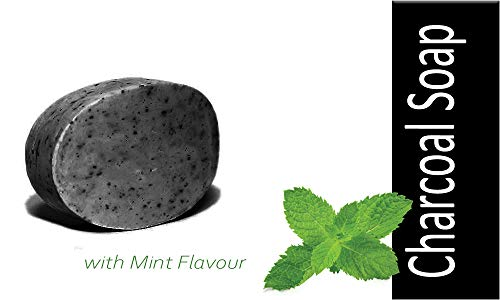 Handcrafted Bathing Soaps - Charcoal | Vilvah | Vettiver Rs. 879  ( 20%  Discount).