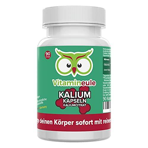 Vitamineule -  Kalium Kapseln -