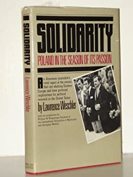 Solidarity: Poland in the Season of its Passion 0671451901 Book Cover