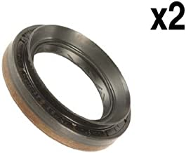 BMW (2000+ 4wd) Differential Output Shaft Seal Front (x2) CORTECO