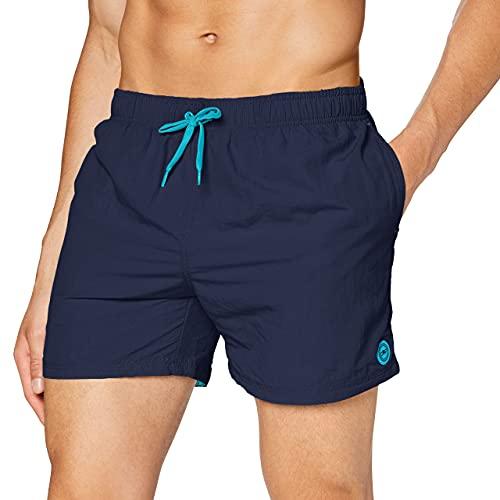 CMP Herren Swiming Shorts with Pockets Badeshorts, Navy, 58