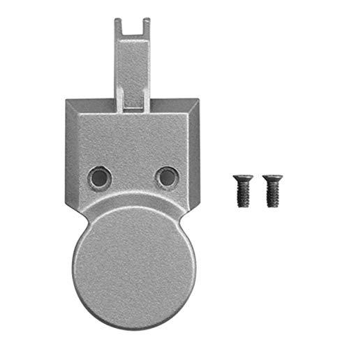 Gimbal Shell Piezas de Reparación Cubierta de la Cámara Durable Gris Cubierta Lateral De Plástico Para Dji Mavic Pro Drone Cámara
