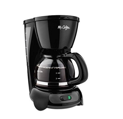 Mr. Coffee Simple Brew 4-Cup