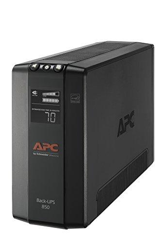 APC UPS, 850VA UPS Battery Backup & Surge Protector, BX850M Backup...
