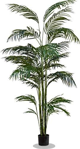 Areca–árbol Artificial de muebles de Interior–Alto 210cm