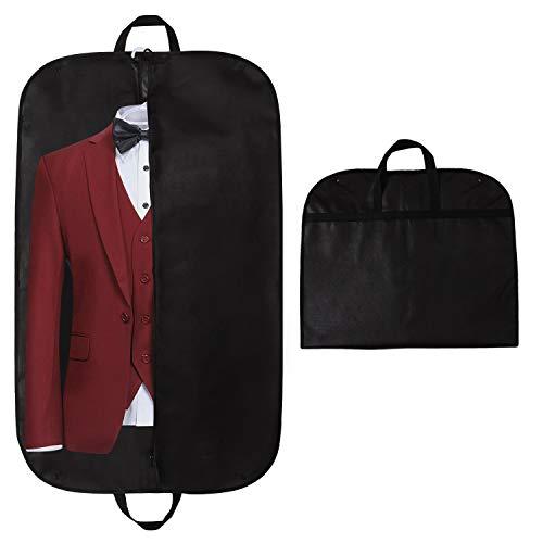 Atmungsaktiver Anzug umfasst die Tasche mit Griffen für Reisen, mit Griffen und Zwickel, Textil, 100CM*60CM, 60*100cm