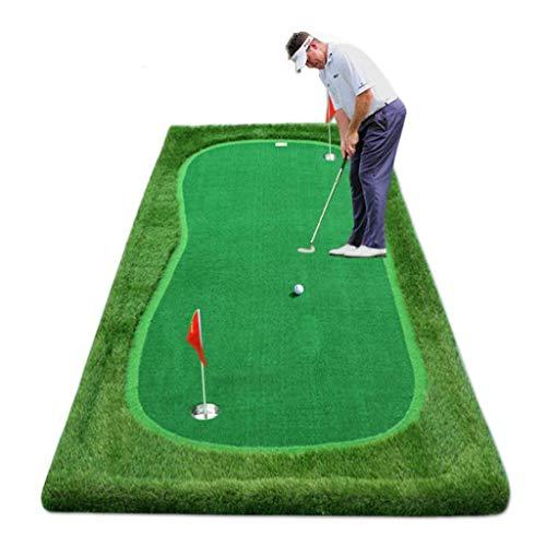 Golf Putting Mat Training Mat Large Golf Grass  indoor putting greens