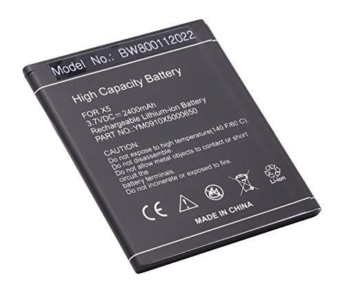 vhbw Li-Polymer Batterie 5000mAh 11.1V pour Notebook HP Pavilion dm3t-1000, dm3t-1000 CTO, dm3z, dm3z-1000, dm3z-1000 CTO, dv4 comme HSTNN-DB0L.