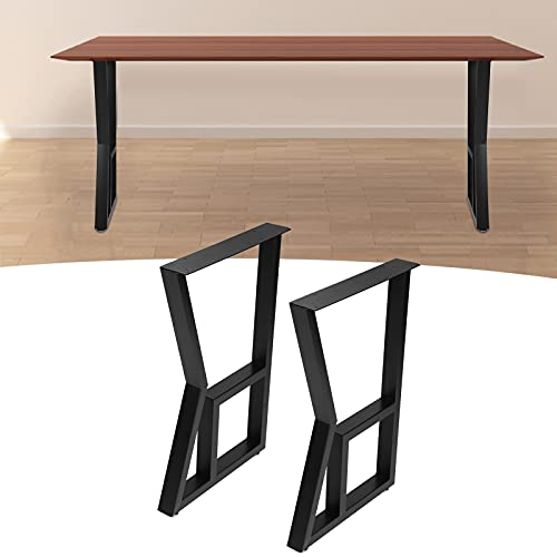 Seacanl Patas de Mesa, Patas de Mesa de Comedor antioxidantes con Almohadillas para mesas de Vino para mesas de Centro para mesas auxiliares para mesas de té