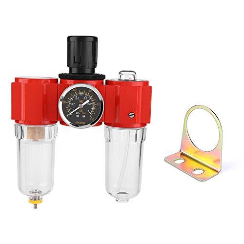 Delaman drukfilter regelaar 398-15 pneumatische onderdelen luchtbron behandeling eenheid drukregelaar olie/water 39 serie hoge sterkte