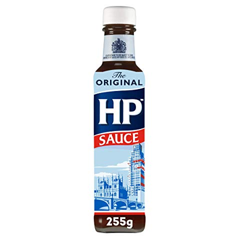 HP Sauce, 1er Pack (1 x 255 grams)