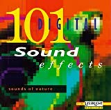 101 Digital Sound Effects: Sounds of Nature