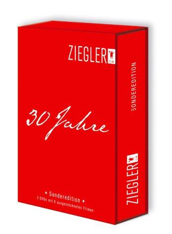 30 Jahre Ziegler Film ( Ich dachte ich wäre tot / Sommergäste / Kamikaze 1989 / Ein Jahr der ruhenden Sonne / Korczak / Solo für Klarinette ) [3 DVDs]
