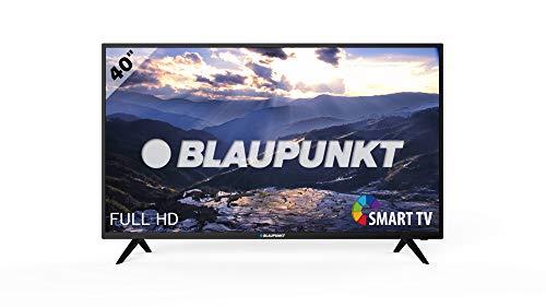 Blaupunkt Full HD Smart TV, 100 cm (40 Zoll), WiFi, Miracast, Triple-Tuner, BS40F2012NEB