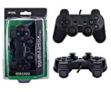 SSO) Mando PS2 Dual-Shock con Cable MTK K3305