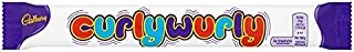 Cadbury Curly Wurly Chocolate Bar, 26G (Pack Of 48)