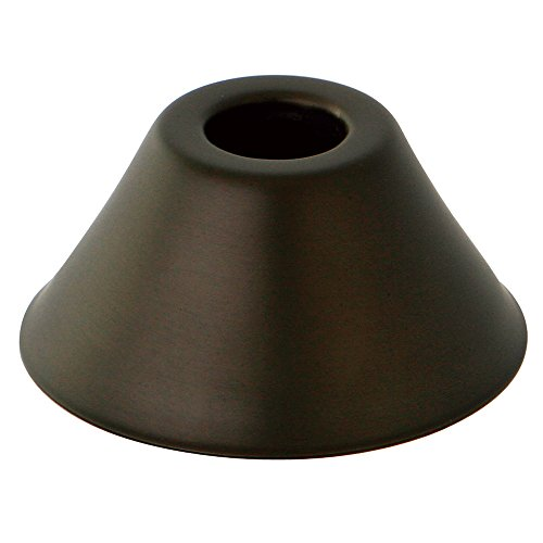 Kingston Brass FLBELL585 Nuvofusion 5/8-Inch OD Bell Flange, 2-3/8-Inch, Oil Rubbed Bronze