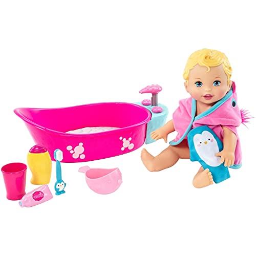Little Mommy Brincadeira na Banheira