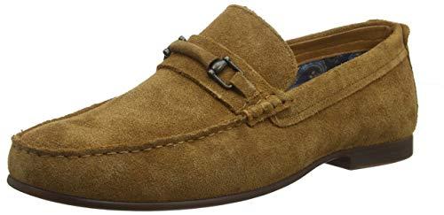 Red Tape Men's Trimble Loafers, Brown (Tan 0), 9 UK(43 EU)