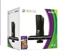Xbox 360 Slim 4GB with Kinect