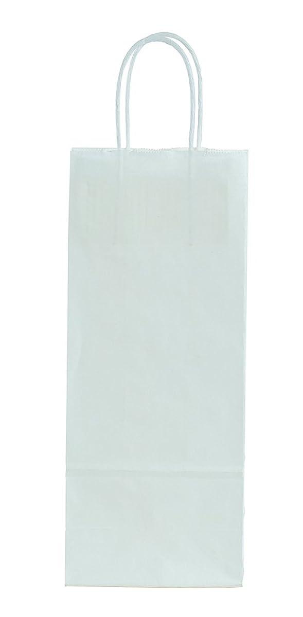 White Shopper Bags 250 Count 5.25x3.5x13 inch