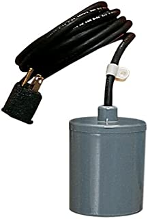 Little Giant Pump 599119 - RFSN-10 Remote Float Switch for Submersible Pump - 115/230 V, 13 Amps