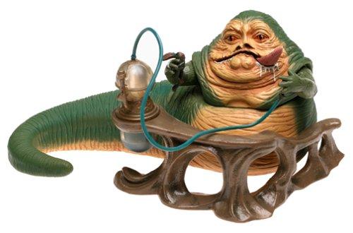 Hasbro Jabba the Hutt (Jabba`s Palace) Return of the Jedi - Star Wars Saga Collection 2002-2004