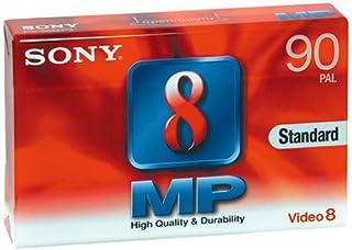 Sony CAMERA TAPE 8MM 90MIN - Cinta de audio/video (8 mm)