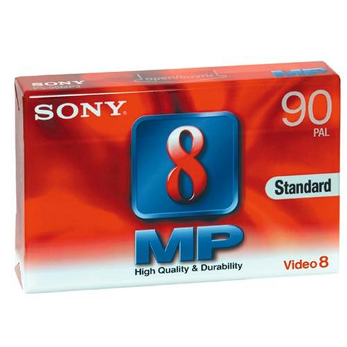 Sony P 5 - 90 MP Video cassette