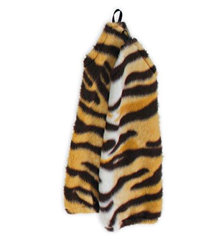 Unbekannt Handschuhe Tiger Handstulpen Accessoire Raubkatze