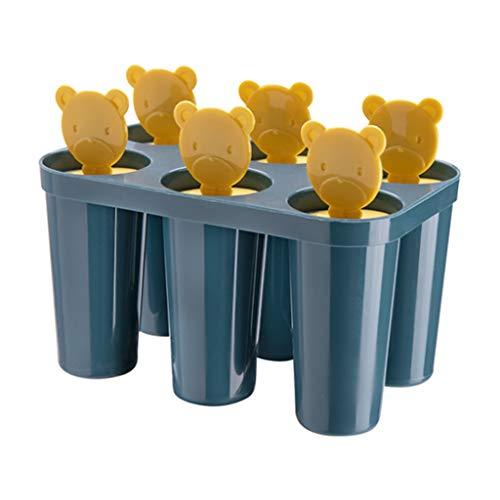 IJsblokjesvorm Vorm zelfgemaakte huishoudelijke ijs paprika's Diy koelkast ijs paprika popsicle model