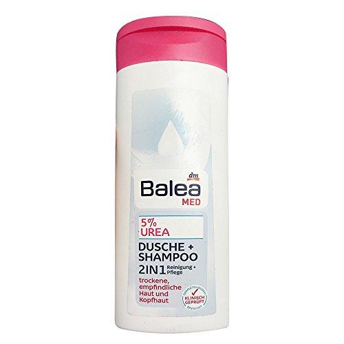 Balea Med 5% Urea Dusche + Shampoo (300ml Flasche)