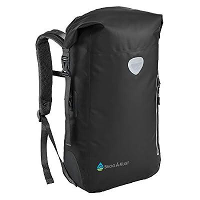 Skog Å Kust BackSåk Waterproof Backpack   35L Black