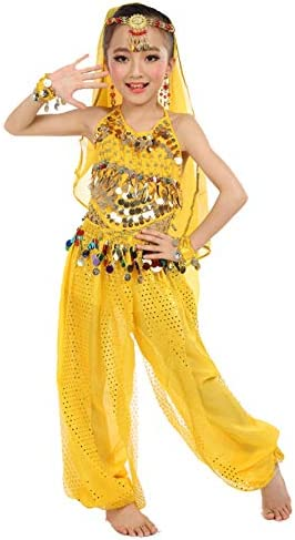 Child belly dance costume _image1