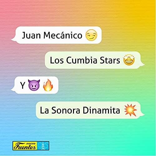 Los Cumbia Stars & La Sonora Dinamita