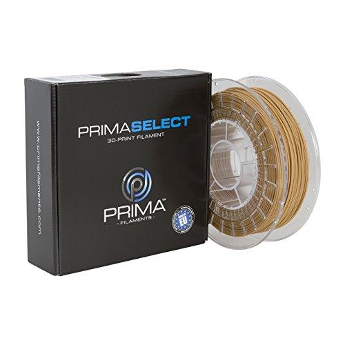 PrimaSelect Wood Filamenti, 2.85 mm, 500 g, luce Naturale