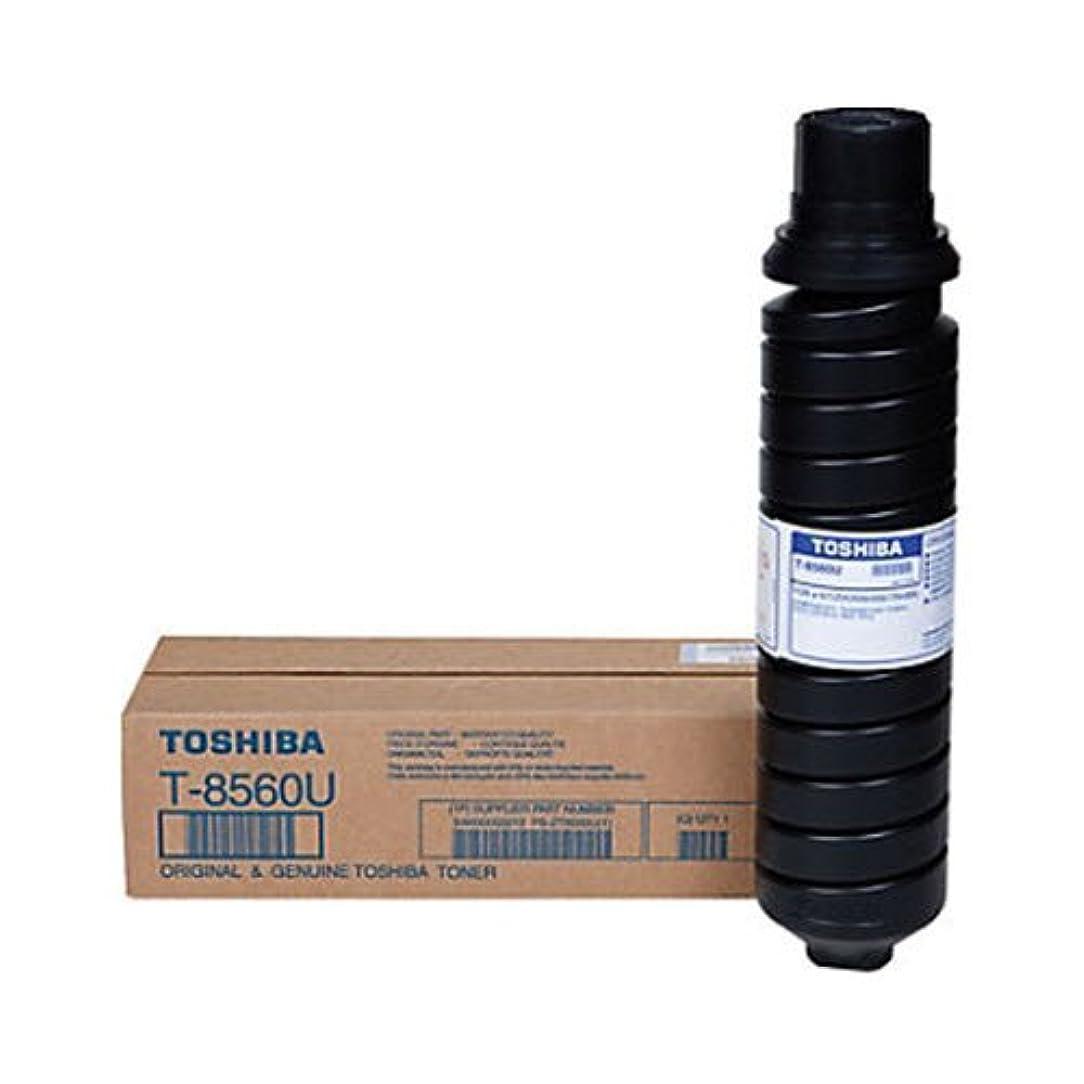 Toshiba Original T8560 Black Toner (73,000 Pages)