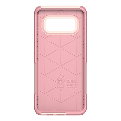 OtterBox COMMUTER SERIES Case for Samsung Galaxy Note8 - Retail Packaging - BALLET WAY (PINK SALT/BLUSH)
