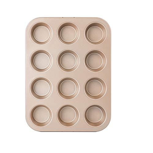 The Plate Co. Gâteau Moule de Cuisson Moule antiadhésif Moule de Cuisson Four ménage Commercial pâtisserie Moule Double Face antiadhésif Facile à Nettoyer en Acier au Carbone Moule de Cuisson