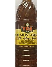 Aceite de mostaza puro 500 ml – TRS (Paquete de 10)